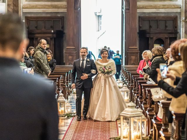 Il matrimonio di Stefano e Alice a Almenno San Bartolomeo, Bergamo 36