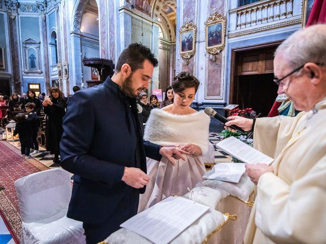 Il matrimonio di Stefano e Alice a Almenno San Bartolomeo, Bergamo 43
