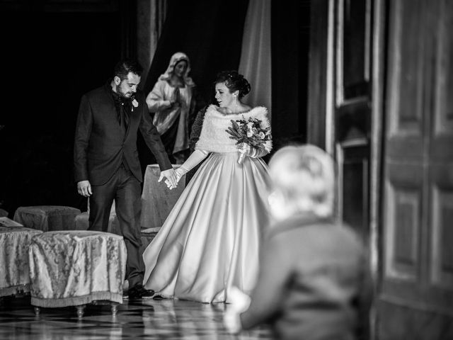 Il matrimonio di Stefano e Alice a Almenno San Bartolomeo, Bergamo 45