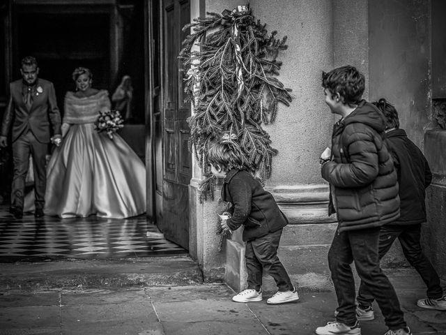 Il matrimonio di Stefano e Alice a Almenno San Bartolomeo, Bergamo 46