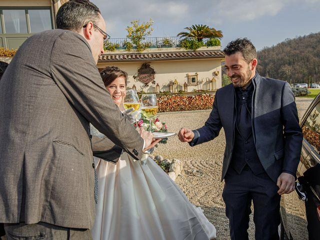 Il matrimonio di Stefano e Alice a Almenno San Bartolomeo, Bergamo 57