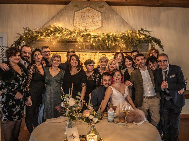 Il matrimonio di Stefano e Alice a Almenno San Bartolomeo, Bergamo 87