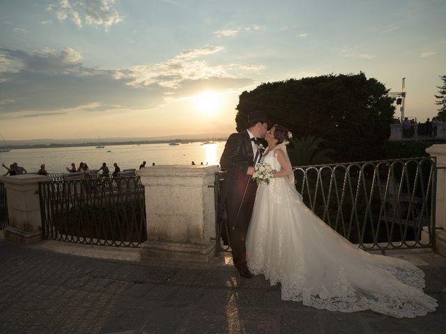 Il matrimonio di Sonia e Francesco a Siracusa, Siracusa 1