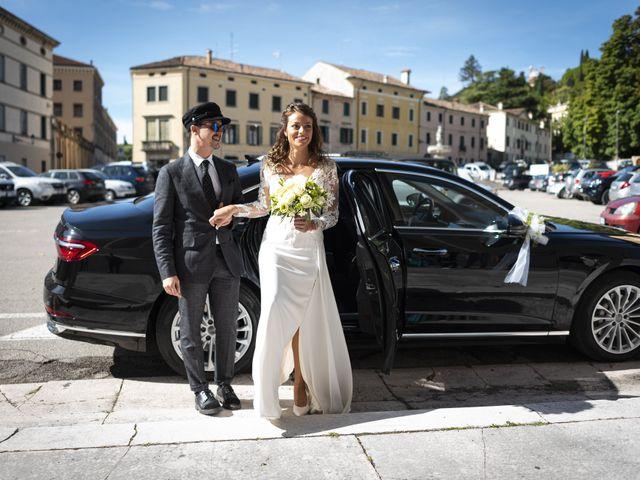 Il matrimonio di Alberto e Benedetta a Vittorio Veneto, Treviso 12