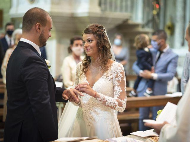 Il matrimonio di Alberto e Benedetta a Vittorio Veneto, Treviso 13