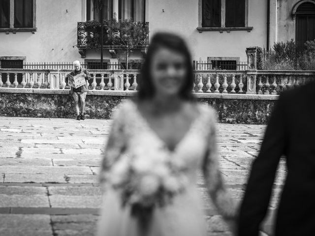 Il matrimonio di Alberto e Benedetta a Vittorio Veneto, Treviso 16