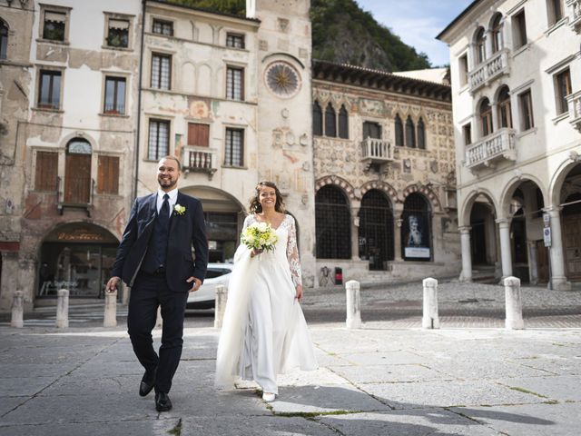 Il matrimonio di Alberto e Benedetta a Vittorio Veneto, Treviso 19