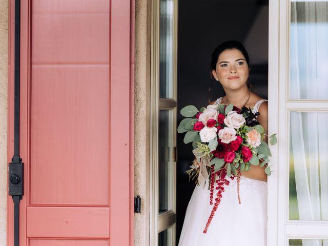 Il matrimonio di Alessio e Carola a Corte Franca, Brescia 9