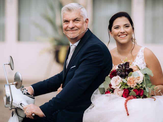 Il matrimonio di Alessio e Carola a Corte Franca, Brescia 23