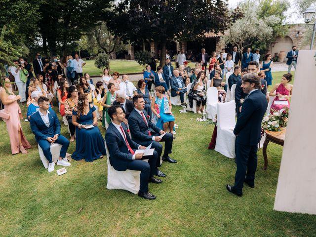 Il matrimonio di Alessio e Carola a Corte Franca, Brescia 26