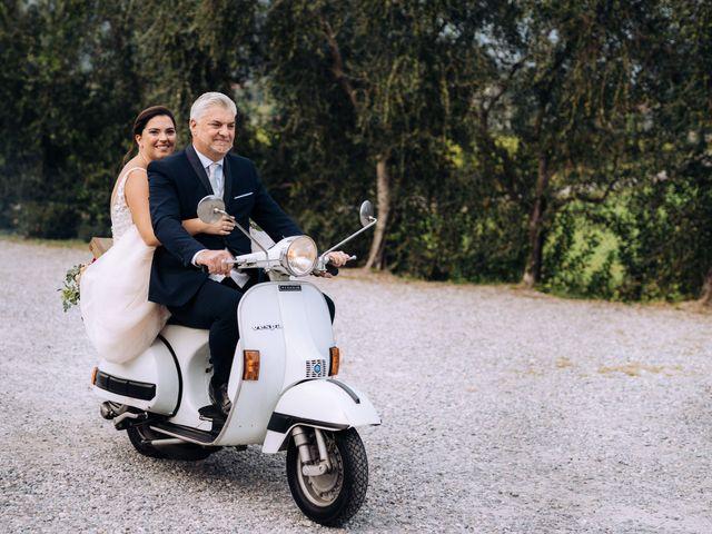 Il matrimonio di Alessio e Carola a Corte Franca, Brescia 27