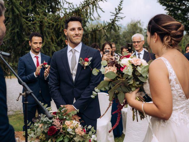 Il matrimonio di Alessio e Carola a Corte Franca, Brescia 31