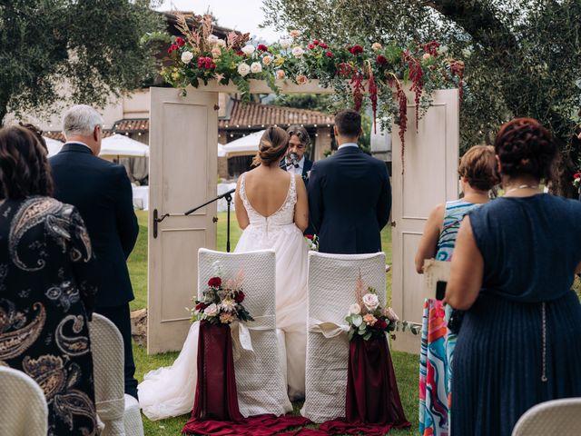 Il matrimonio di Alessio e Carola a Corte Franca, Brescia 32