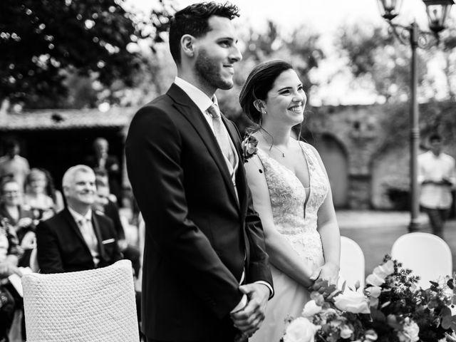 Il matrimonio di Alessio e Carola a Corte Franca, Brescia 35