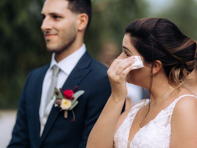 Il matrimonio di Alessio e Carola a Corte Franca, Brescia 36