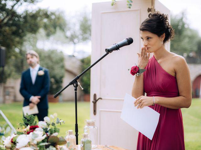Il matrimonio di Alessio e Carola a Corte Franca, Brescia 37