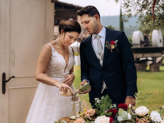 Il matrimonio di Alessio e Carola a Corte Franca, Brescia 40