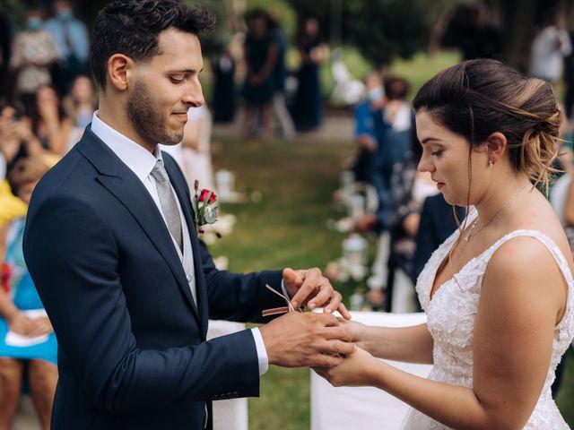 Il matrimonio di Alessio e Carola a Corte Franca, Brescia 44
