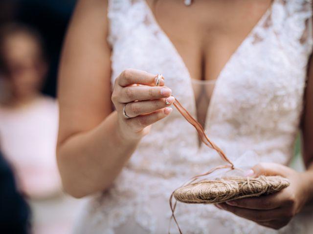 Il matrimonio di Alessio e Carola a Corte Franca, Brescia 45