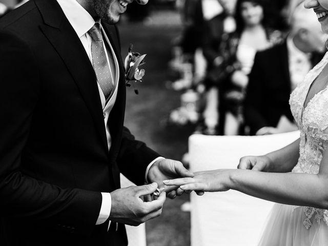 Il matrimonio di Alessio e Carola a Corte Franca, Brescia 46