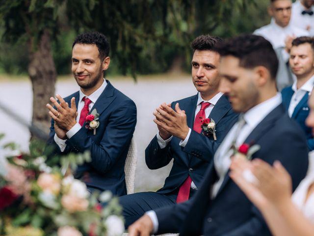 Il matrimonio di Alessio e Carola a Corte Franca, Brescia 48
