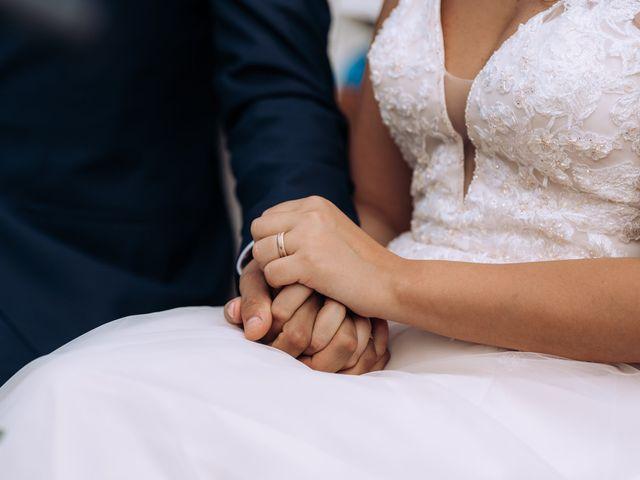 Il matrimonio di Alessio e Carola a Corte Franca, Brescia 49