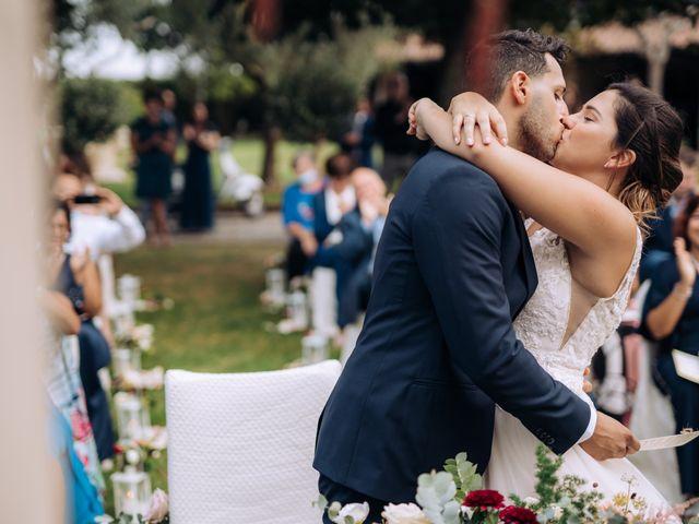 Il matrimonio di Alessio e Carola a Corte Franca, Brescia 50