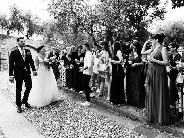 Il matrimonio di Alessio e Carola a Corte Franca, Brescia 56