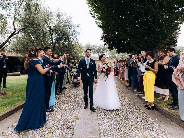 Il matrimonio di Alessio e Carola a Corte Franca, Brescia 58