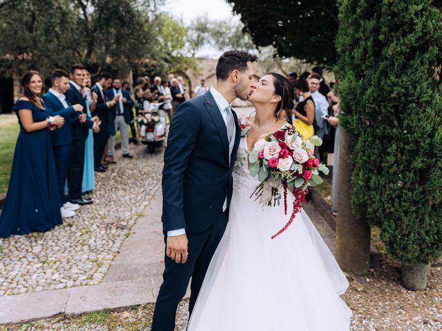 Il matrimonio di Alessio e Carola a Corte Franca, Brescia 59