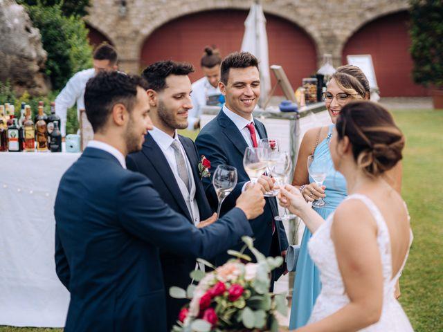 Il matrimonio di Alessio e Carola a Corte Franca, Brescia 62