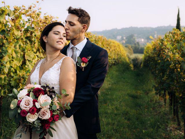 Il matrimonio di Alessio e Carola a Corte Franca, Brescia 65