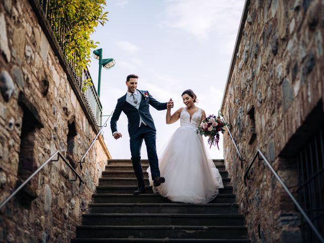 Il matrimonio di Alessio e Carola a Corte Franca, Brescia 71