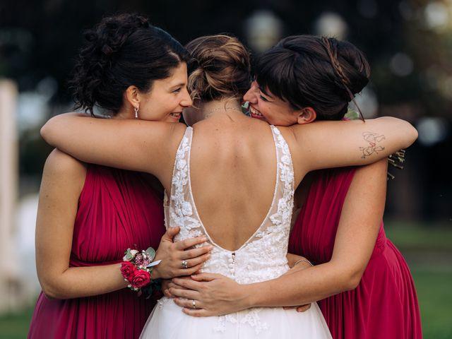 Il matrimonio di Alessio e Carola a Corte Franca, Brescia 73