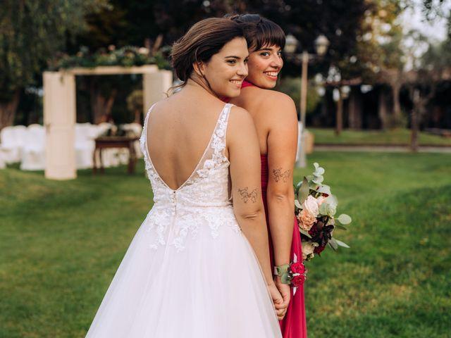Il matrimonio di Alessio e Carola a Corte Franca, Brescia 74