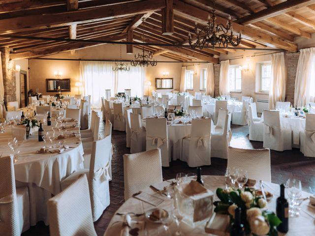 Il matrimonio di Alessio e Carola a Corte Franca, Brescia 76