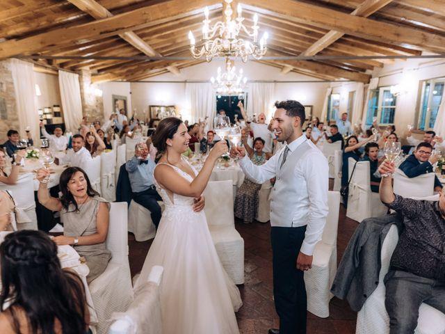 Il matrimonio di Alessio e Carola a Corte Franca, Brescia 81