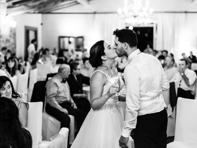 Il matrimonio di Alessio e Carola a Corte Franca, Brescia 82