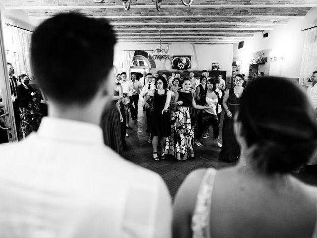Il matrimonio di Alessio e Carola a Corte Franca, Brescia 84