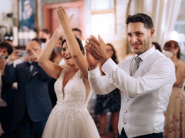 Il matrimonio di Alessio e Carola a Corte Franca, Brescia 86