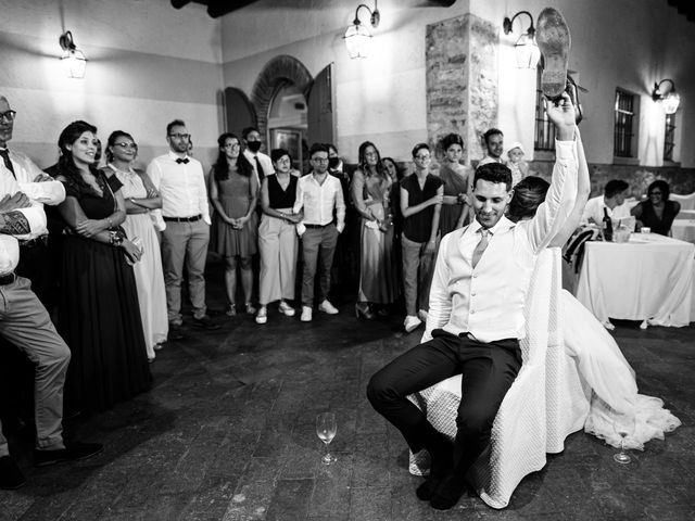 Il matrimonio di Alessio e Carola a Corte Franca, Brescia 90