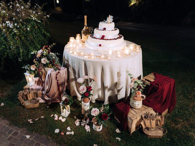 Il matrimonio di Alessio e Carola a Corte Franca, Brescia 91