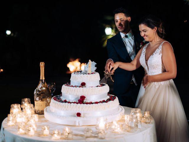 Il matrimonio di Alessio e Carola a Corte Franca, Brescia 94