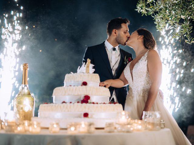 Il matrimonio di Alessio e Carola a Corte Franca, Brescia 95