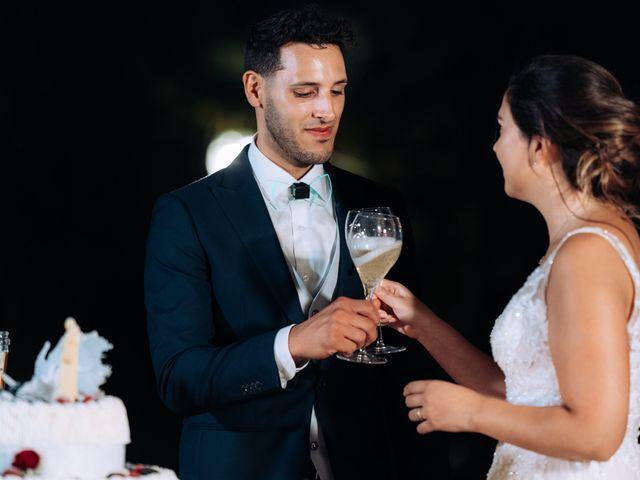 Il matrimonio di Alessio e Carola a Corte Franca, Brescia 98