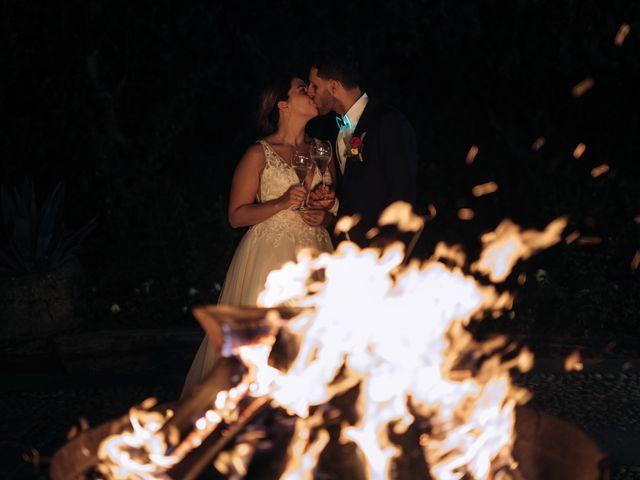 Il matrimonio di Alessio e Carola a Corte Franca, Brescia 100
