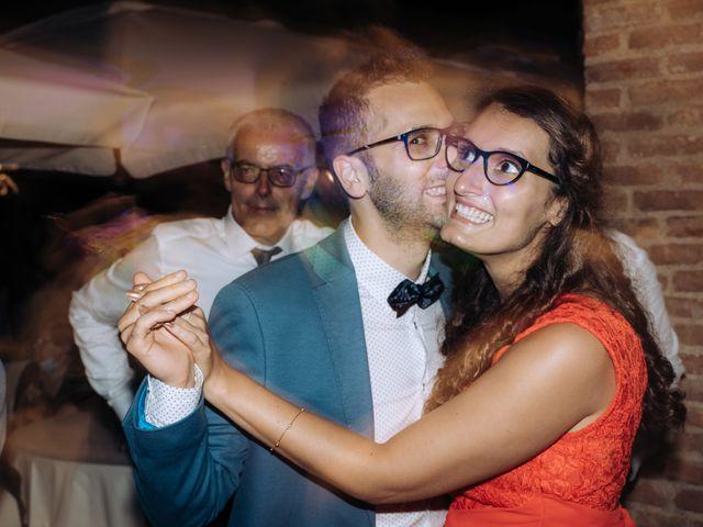 Il matrimonio di Alessio e Carola a Corte Franca, Brescia 109