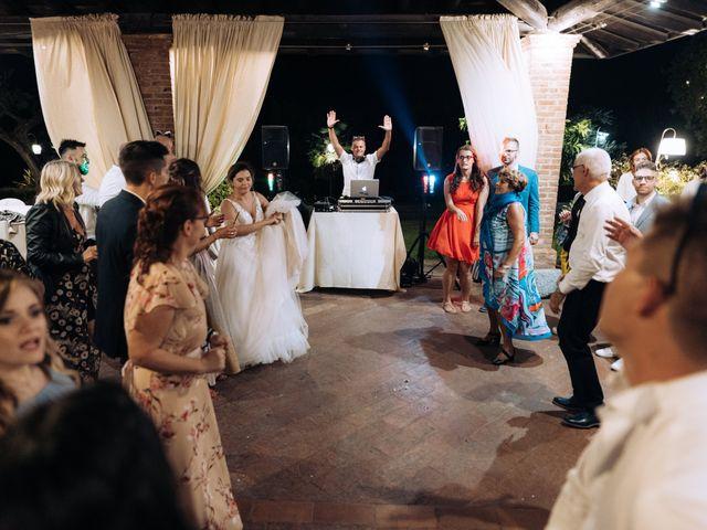 Il matrimonio di Alessio e Carola a Corte Franca, Brescia 110