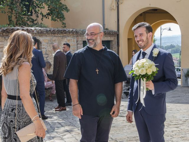 Il matrimonio di Cecilia e Eugenio a Mergo, Ancona 38