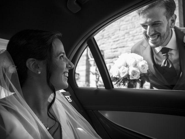 Il matrimonio di Cecilia e Eugenio a Mergo, Ancona 40
